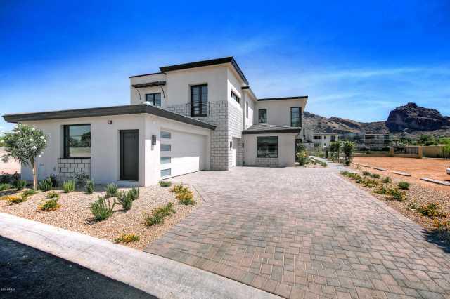 Photo of 6344 N LOST DUTCHMAN Drive, Paradise Valley, AZ 85253