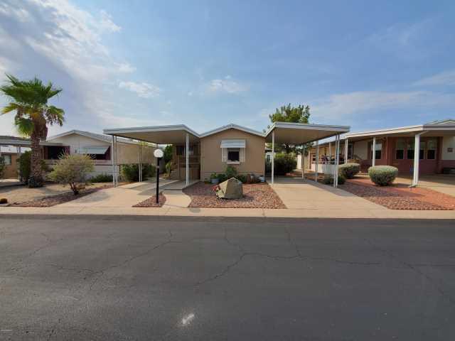 Photo of 2233 E BEHREND Drive #99, Phoenix, AZ 85024