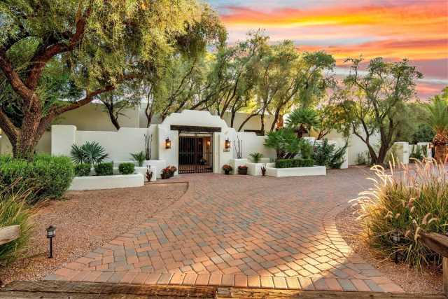 Photo of 6541 E IRONWOOD Drive, Paradise Valley, AZ 85253