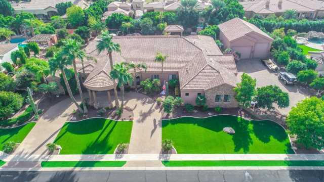 Photo of 3731 E HALIFAX Circle, Mesa, AZ 85205
