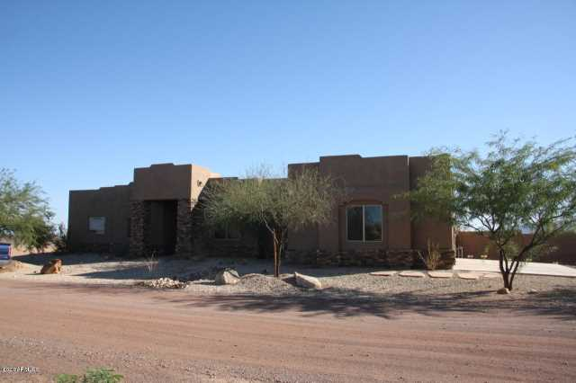Photo of 28916 N 201ST Avenue, Wittmann, AZ 85361