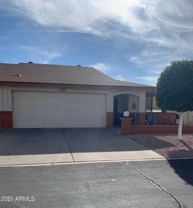 Photo of 8260 E KEATS Avenue #497, Mesa, AZ 85209