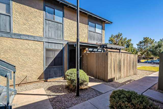 Photo of 286 W PALOMINO Drive #6, Chandler, AZ 85225