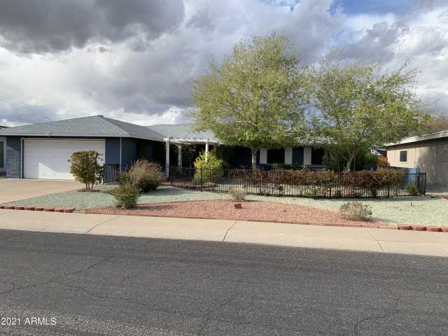 Photo of 10618 W GARNETTE Drive, Sun City, AZ 85373