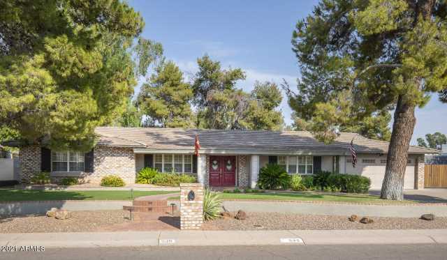 Photo of 535 W Tam Oshanter Drive, Phoenix, AZ 85023