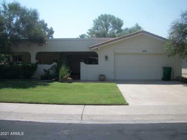 Photo of 610 E Leisure World --, Mesa, AZ 85206