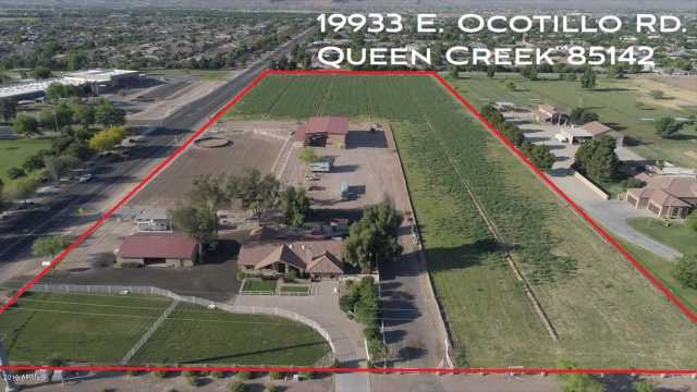 Photo of 19933 E OCOTILLO Road, Queen Creek, AZ 85142