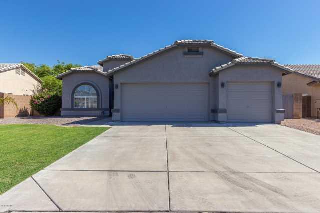 Photo of 11539 E DECATUR Street, Mesa, AZ 85207