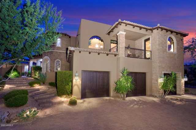 Photo of 10553 E GREYTHORN Drive, Scottsdale, AZ 85262