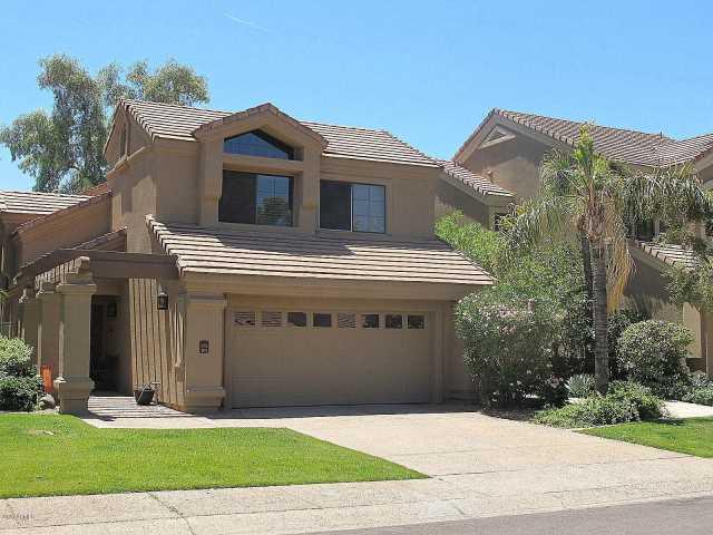 Photo of 7525 E GAINEY RANCH Road #105, Scottsdale, AZ 85258