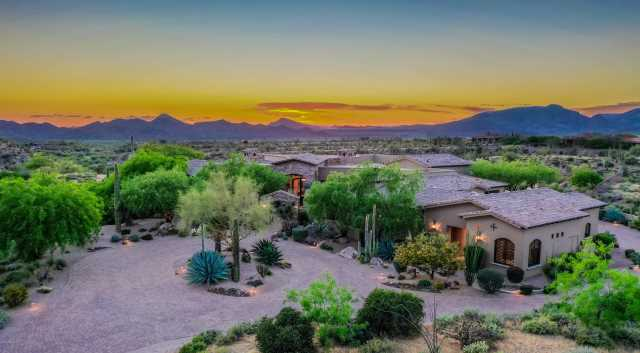 Photo of 39092 N Ocotillo Ridge Drive, Carefree, AZ 85377