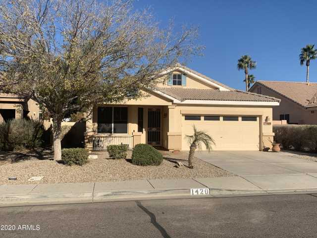 Photo of 1420 W ARMSTRONG Way, Chandler, AZ 85286