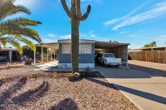 Photo of 9301 E PUEBLO Avenue, Mesa, AZ 85208