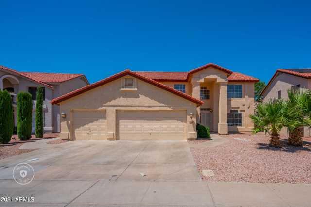 Photo of 11330 W ROSEWOOD Drive, Avondale, AZ 85392