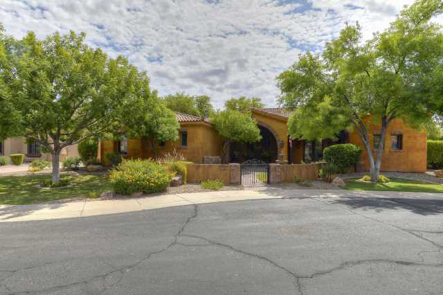 Photo of 1725 S BEVERLY Court, Chandler, AZ 85286