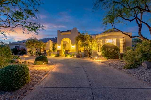 Photo of 12888 E APPALOOSA Place, Scottsdale, AZ 85259