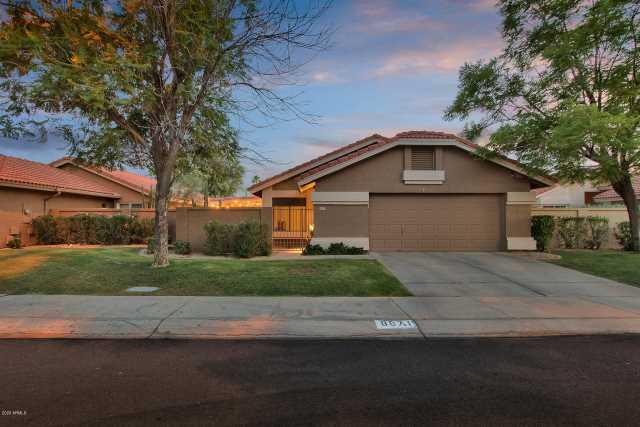 Photo of 8871 E RIVIERA Drive, Scottsdale, AZ 85260
