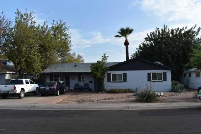 Photo of 2211 W GARDENIA Drive, Phoenix, AZ 85021