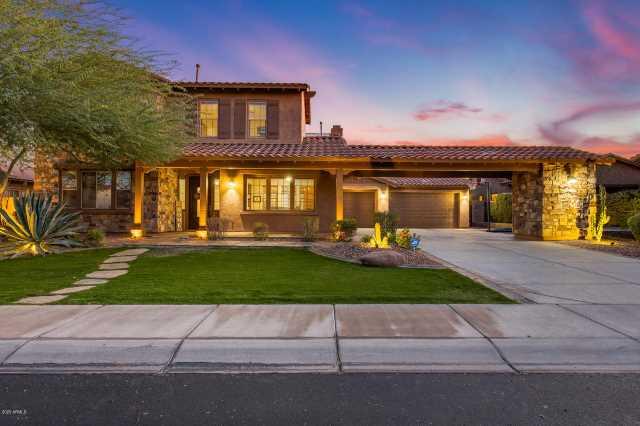 Photo of 12503 W DESERT MIRAGE Drive, Peoria, AZ 85383