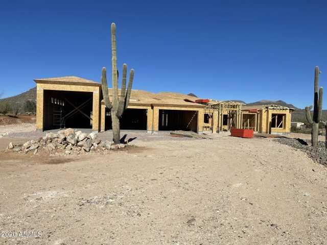 Photo of 24XX E DESERT HILLS Drive, Cave Creek, AZ 85331