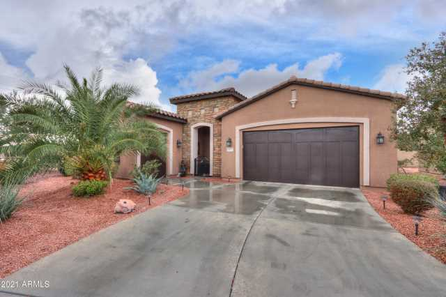 Photo of 19712 N PINOCHLE Lane, Maricopa, AZ 85138