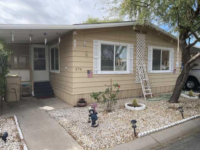 Photo of 8720 E MCKELLIPS Road #276, Scottsdale, AZ 85257