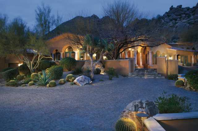 Photo of 10967 E TROON MOUNTAIN Drive, Scottsdale, AZ 85255