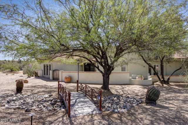Photo of 36633 N STARDUST Lane, Carefree, AZ 85377