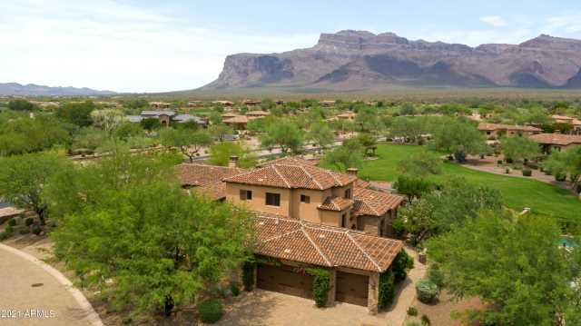 Photo of 3134 S PROSPECTOR Circle, Gold Canyon, AZ 85118