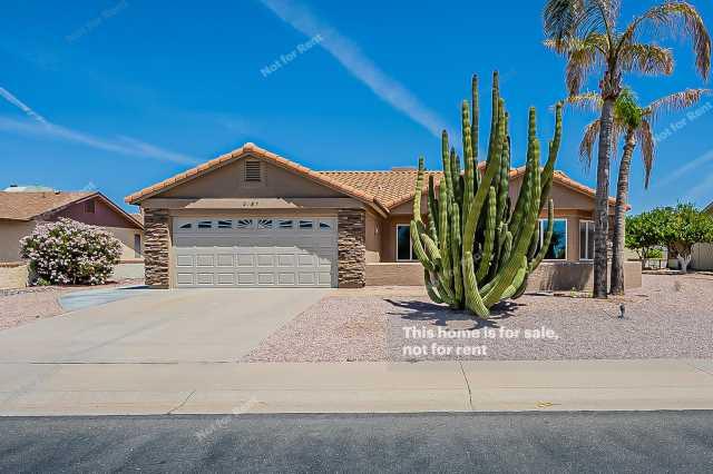 Photo of 2187 LEISURE WORLD --, Mesa, AZ 85206