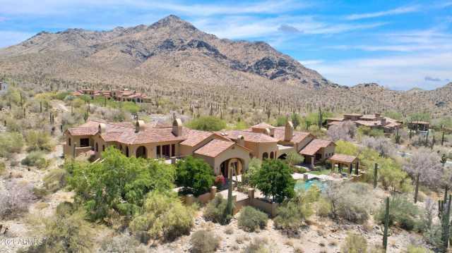 Photo of 11134 E SAGUARO CANYON Trail, Scottsdale, AZ 85255