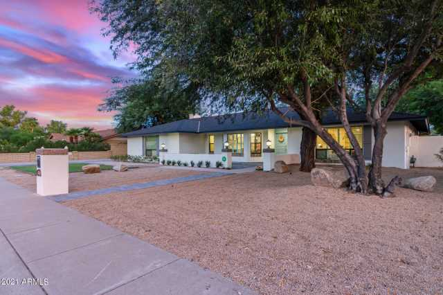 Photo of 5531 E LAUREL Lane, Scottsdale, AZ 85254