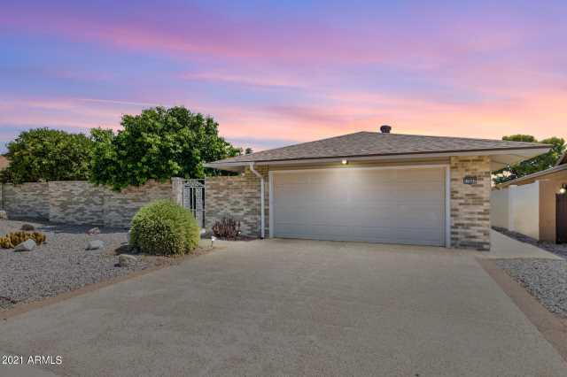 Photo of 17407 N LINDGREN Avenue, Sun City, AZ 85373