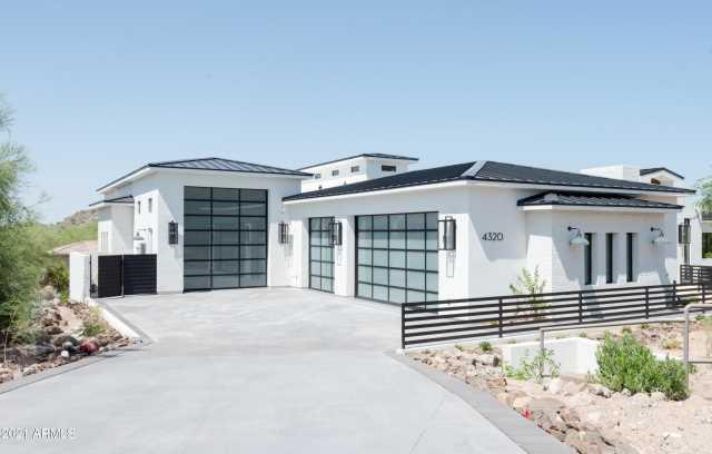 Photo of 4320 N EL SERENO Circle, Mesa, AZ 85207