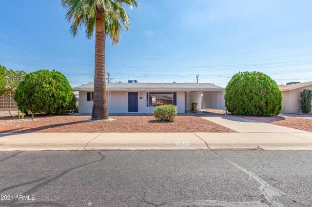 Photo of 5331 E CICERO Street, Mesa, AZ 85205