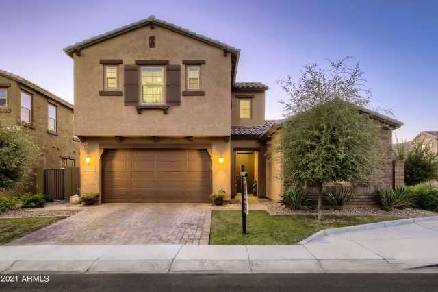 Photo of 4252 S BARBERRY Drive, Chandler, AZ 85248