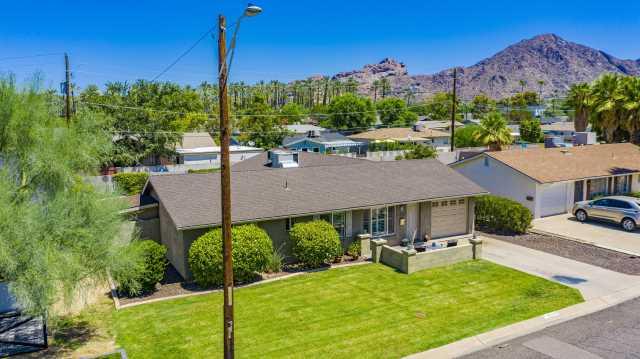Photo of 4302 E GLENROSA Avenue, Phoenix, AZ 85018