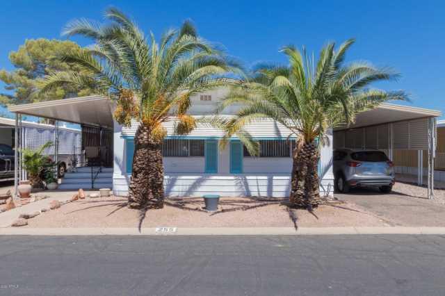 Photo of 8780 E MCKELLIPS Road #255, Scottsdale, AZ 85257