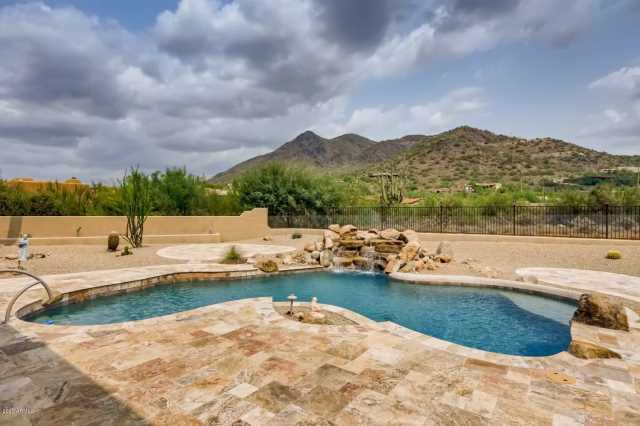 Photo of 35189 N CAREFREE MOUNTAIN Drive, Carefree, AZ 85377