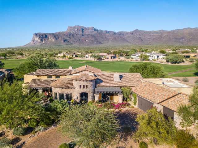 Photo of 7089 E PINYON VILLAGE Circle, Gold Canyon, AZ 85118