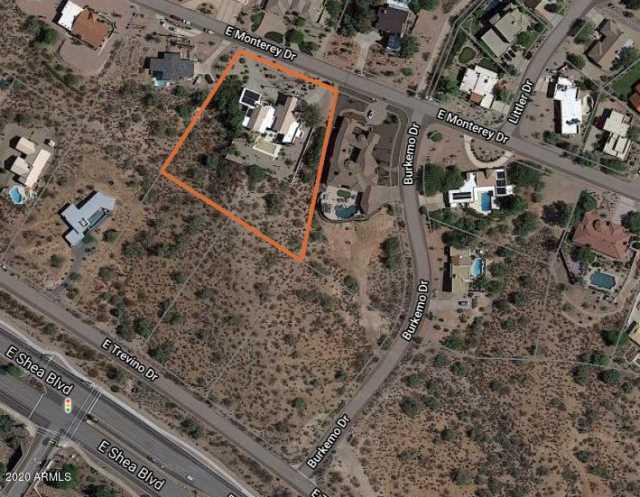 Photo of 16907 E MONTEREY Drive, Fountain Hills, AZ 85268