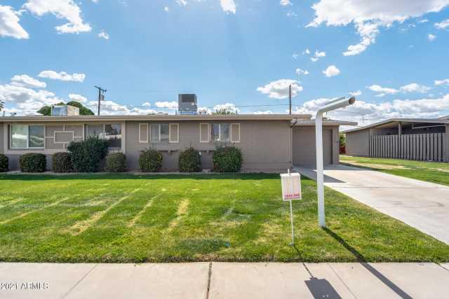 Photo of 10909 W WINDSOR Drive, Sun City, AZ 85351