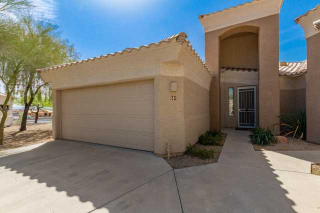 Photo of 16450 E AVE OF THE FOUNTAINS -- #73, Fountain Hills, AZ 85268
