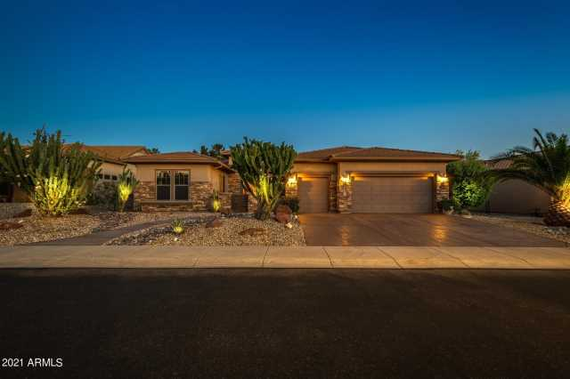 Photo of 19841 N HIDDEN RIDGE Drive, Surprise, AZ 85374