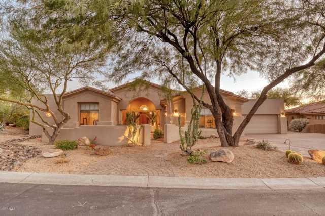 Photo of 9615 E PEAK VIEW Road, Scottsdale, AZ 85262
