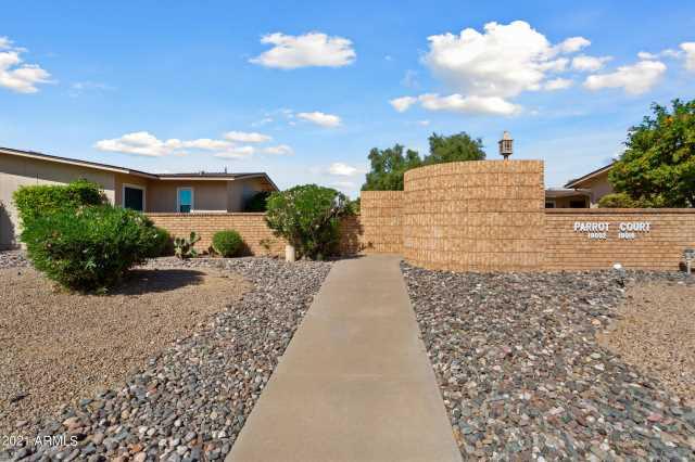 Photo of 19006 N 134th Drive, Sun City West, AZ 85375