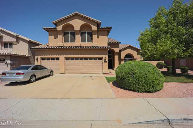 Photo of 6572 W ABRAHAM Lane, Glendale, AZ 85308