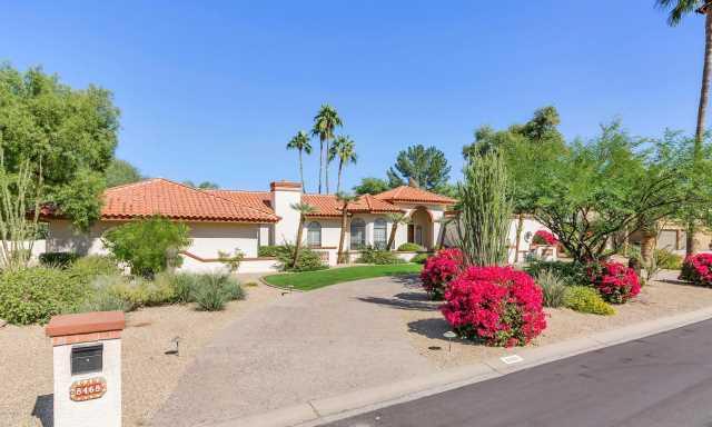 Photo of 8468 E ASTER Drive, Scottsdale, AZ 85260