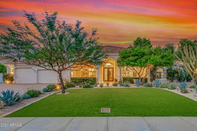 Photo of 8956 E CHARTER OAK Drive, Scottsdale, AZ 85260