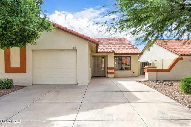 Photo of 542 S HIGLEY Road #59, Mesa, AZ 85206